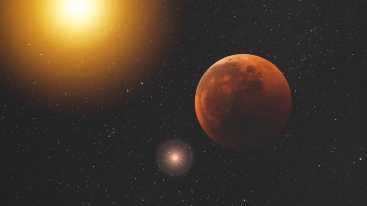 Endlich ist der Spuk des rückläufigen Merkurs vorbei! Ab 21.2. spaziert der Planet wieder direkt durch unseren Tierkreis (Foto)