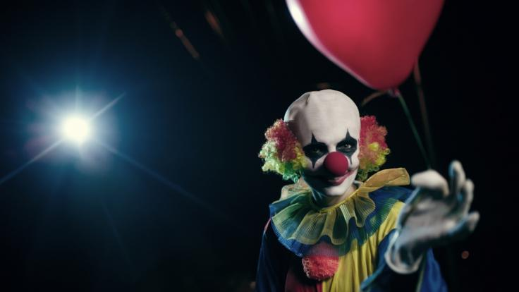 Killer-Clown (Foto)