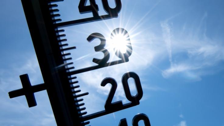 Wetter-Experten sagen für den Sommer 2020 Hitzewellen voraus, die die Werte der vergangenen Jahren in den Schatten stellen könnten. (Foto)