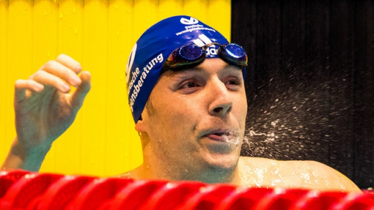 Marco Koch gilt als größte Hoffnung der deutschen Beckenschwimmer.