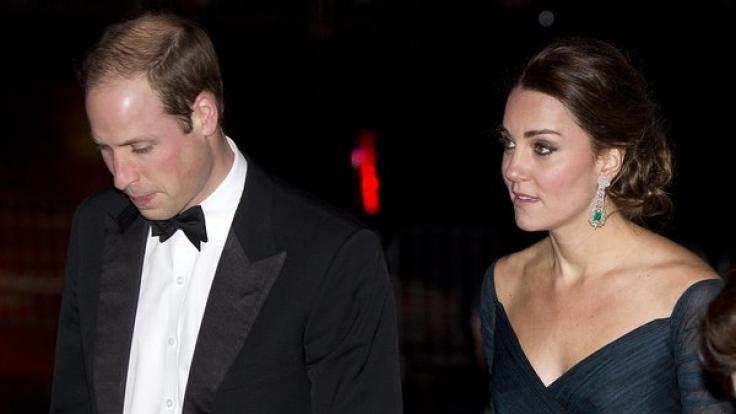 Wünscht sich Kate Middleton tatsächlich noch ein drittes Kind mit Prinz William? (Foto)