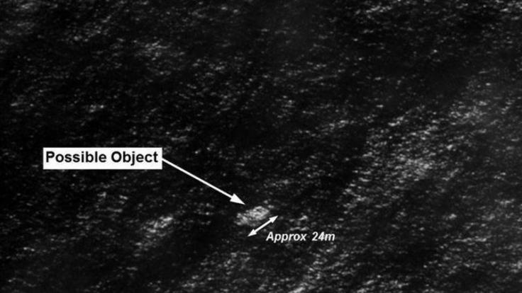 Experten des australischen Geheimdienstes entdeckten auf Satellitenbildern ein 24 Meter langes Objekt.