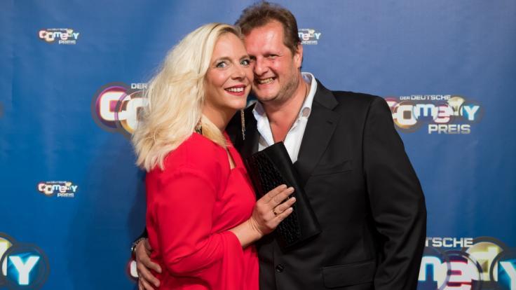 Daniela und Jens Büchner waren ein echtes Traumpaar - jetzt muss die Witwe ihr Leben alleine meistern, nachdem Mallorca-Jens mit nur 49 Jahren starb. (Foto)