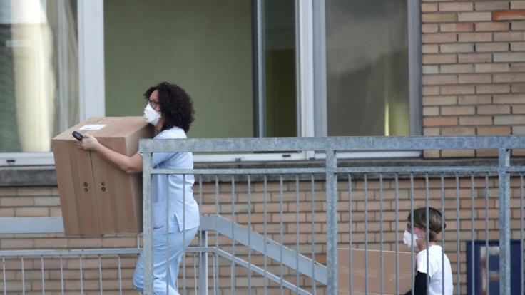 Kein europäisches Land hat mehr Infektionen mit dem Virus Sars-CoV-2 registriert als Italien. (Foto)