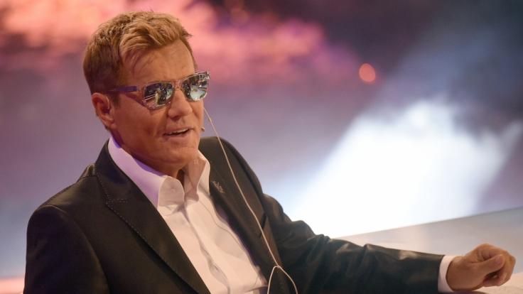Dieter Bohlen hat als Chefjuror in der 16. Folge von