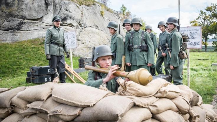 Der Krieg und ich bei Das Erste (Foto)