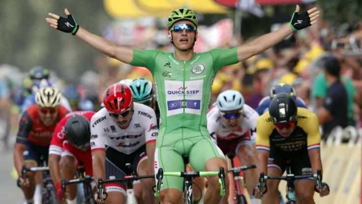 Die Tour de France 2018 ist die 105. Ausgabe des Radsport-Großereignisses. (Symbolfoto) (Foto)