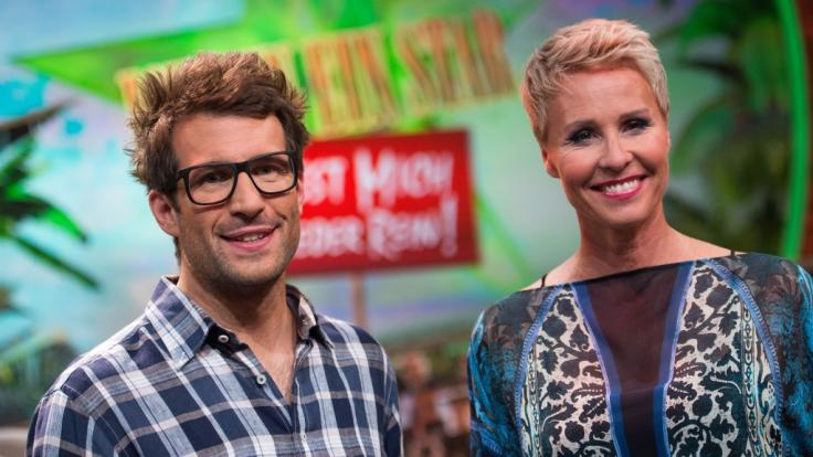 Das Dschungelcamp-Moderatorenteam Sonja Zietlow und Daniel Hartwich (Foto)