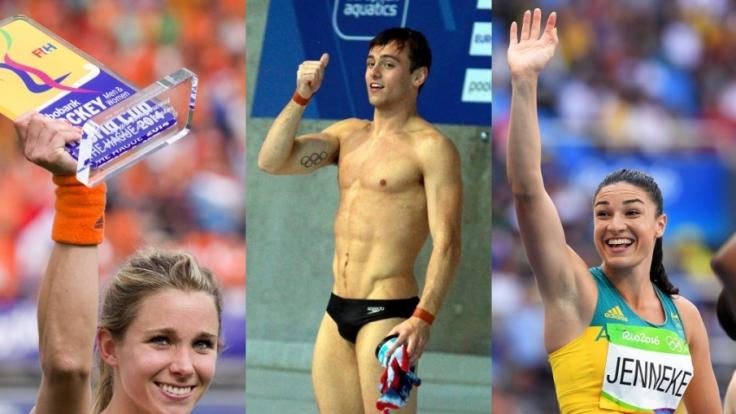 Diese Athleten waren bei Porno-Suchanfragen besonders hoch frequentiert. (Foto)