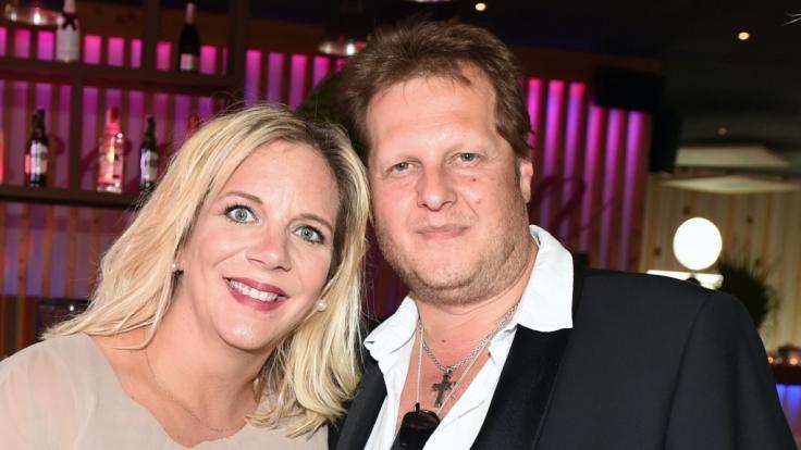 Wie schwer es für Daniela Büchner ist, mit dem Tod ihres verstorbenen Mannes Jens umzugehen, zeigt sich in ihrem aktuellem Instagram-Post. (Foto)