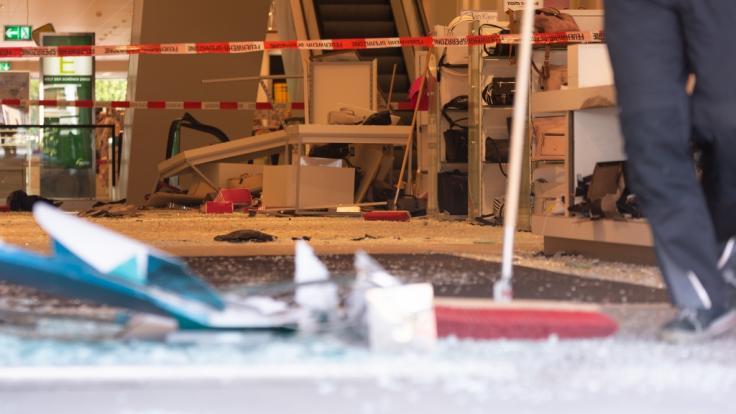 Bei dem Unfall entstand ein erheblicher Sachschaden. (Foto)