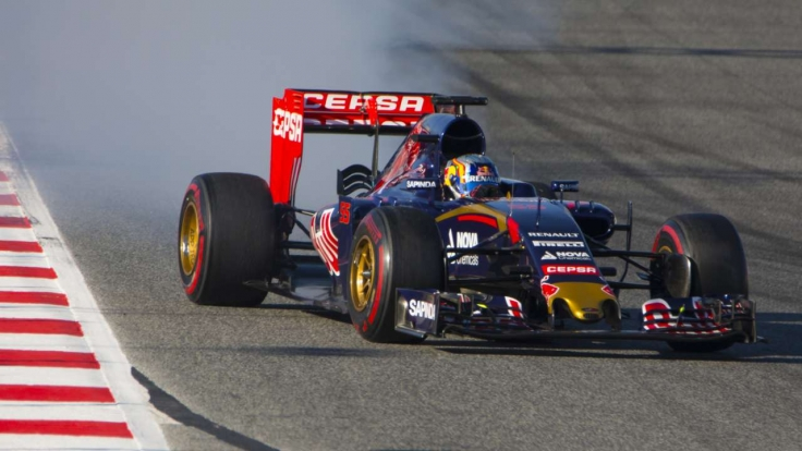 Motorsport im TV (Symbolbild). (Foto)