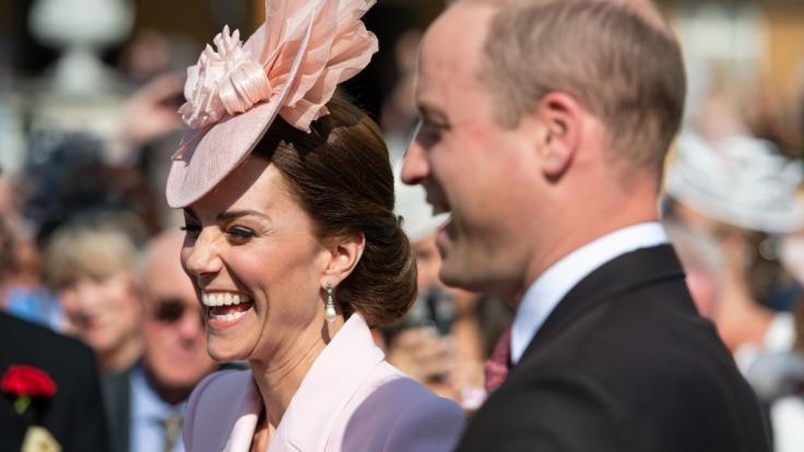 Über William und Kate gibt es äußerst sonderbare Gerüchte. (Foto)
