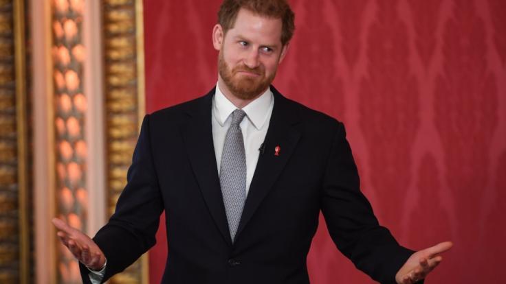 Prinz Harry hat sich auf die Royals eingeschossen: In mehreren TV-Formaten hat der Ehemann von Meghan Markle einen Seelenstriptease hingelegt. (Foto)
