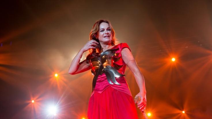 Andrea Berg kann einfach alles tragen. (Foto)