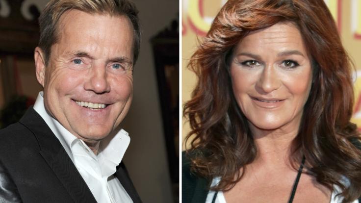 Inwiefern gehen Dieter Bohlen und Andrea Berg wieder gemeinsame Wege?
