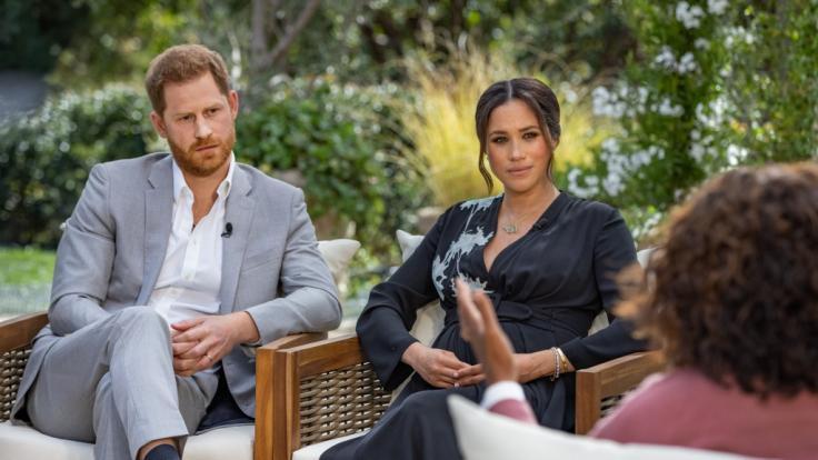 Meghan Markle und Prinz Harry ernten scharfe Kritik von Fürst Albert von Monaco. (Foto)