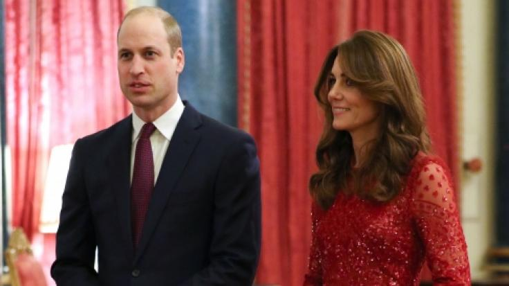 Sind Prinz William und Herzogin Kate wirklich glücklich miteinander? Die Sterne geben eine überraschende Antwort. (Foto)
