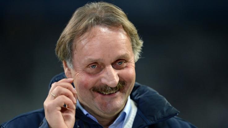 Peter Neururer war als Bundesliga-Trainer zuletzt beim VfL Bochum in Amt und Würden. (Foto)