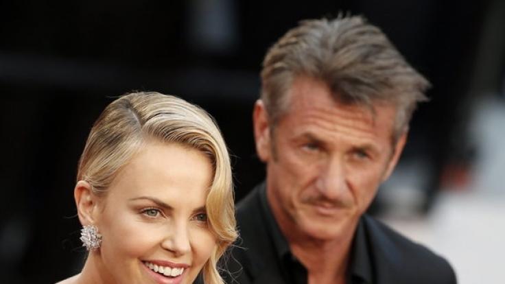 Charlize Theron wollte dann doch nicht mehr mit Sean Penn zusammensein.