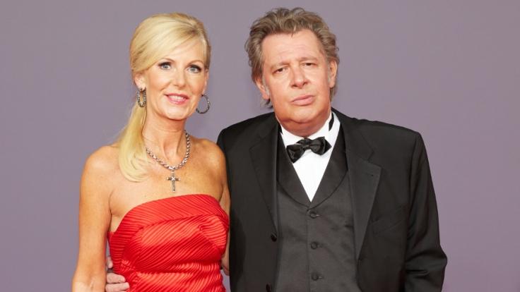Jan Fedder und seine Marion. (Foto)