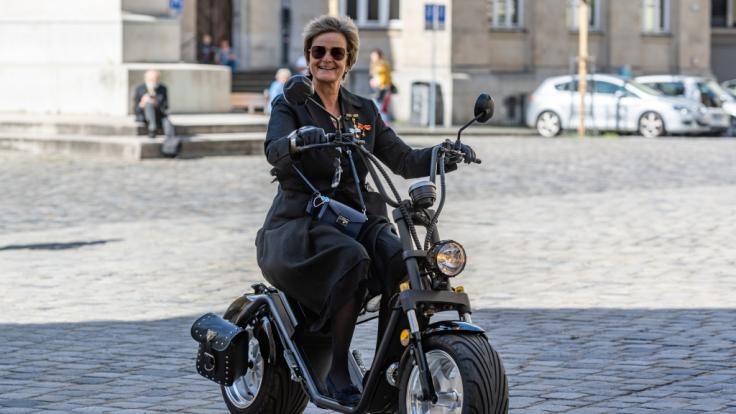 Wie tickt Gloria von Thurn und Taxis privat? (Foto)