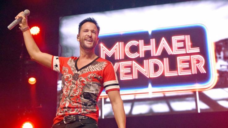 Michael Wendler feierte Geburtstag (Foto)