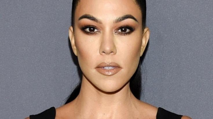 Kourtney Kardashian macht die Fans im Bikini sprachlos. (Foto)