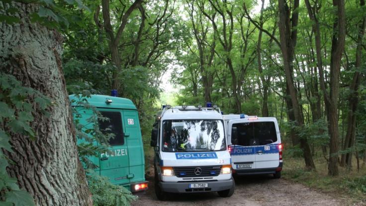 Die Berliner Polizei sucht weiter nach Rebecca Reusch. (Foto)