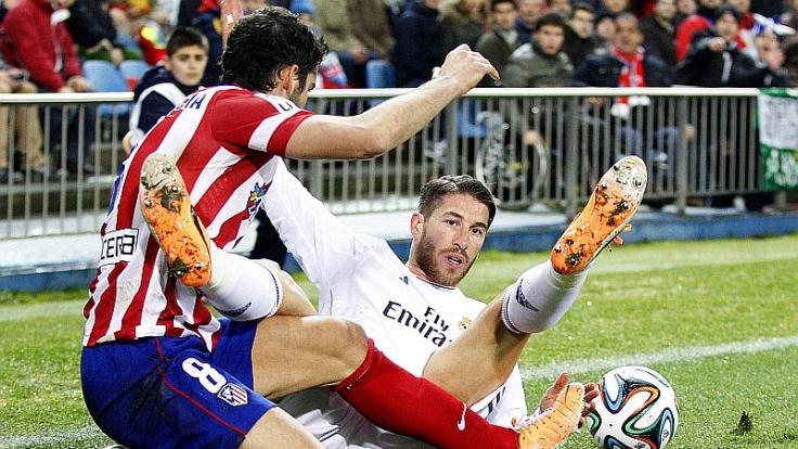 Real Madrid Atletico Madrid ZDF Sky