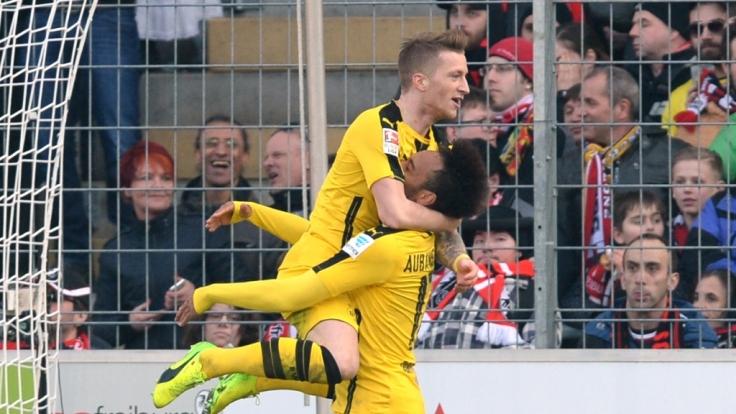 Jubelt der BVB auch im DFB-Pokal?
