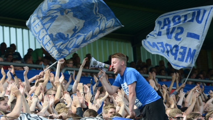 Heimspiel SV Meppen: Die aktuellen Spielergebnisse der 3. Liga bei news.de