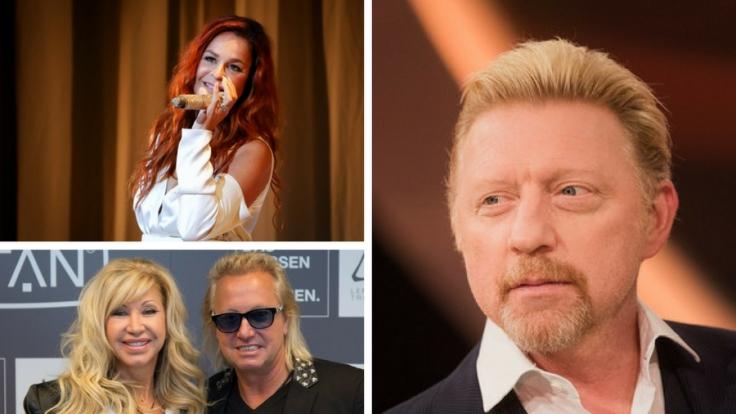 Die News des Tages mit Andrea Berg, Carmen Geiss und Boris Becker. (Foto)