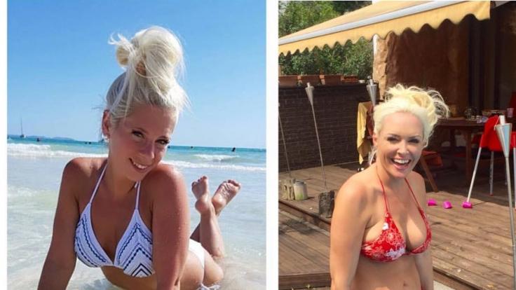 Dani oder Jenny? Zum Anbeißen sehen beide aus! (Foto)