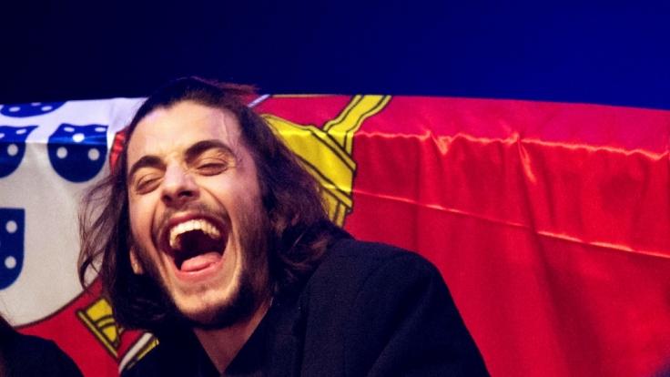 Salvador Sobral (Foto)