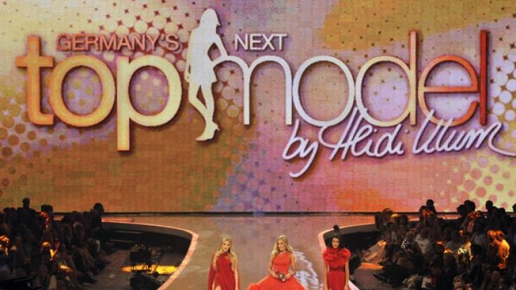 Auch 2017 will Heidi Klum ein neues Topmodel per Castingshow finden. (Foto)