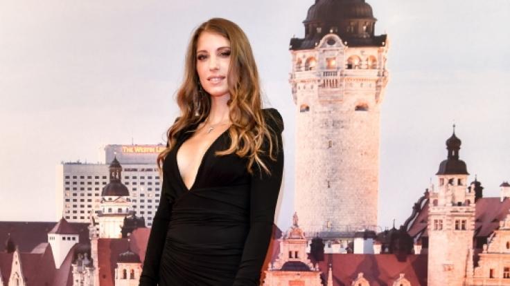 Spielerfrau und Influencerin Cathy Hummels (Foto)
