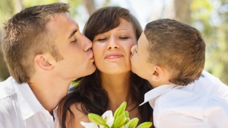Schade, dass man einen festen Sonntag braucht, um seiner Mutter und/oder Partnerin Aufmerksamkeit zu schenken. (Foto)