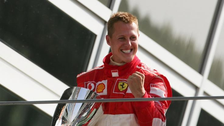 Mit Ferrari erreichte Michael Schumacher fünf Weltmeistertitel. (Foto)