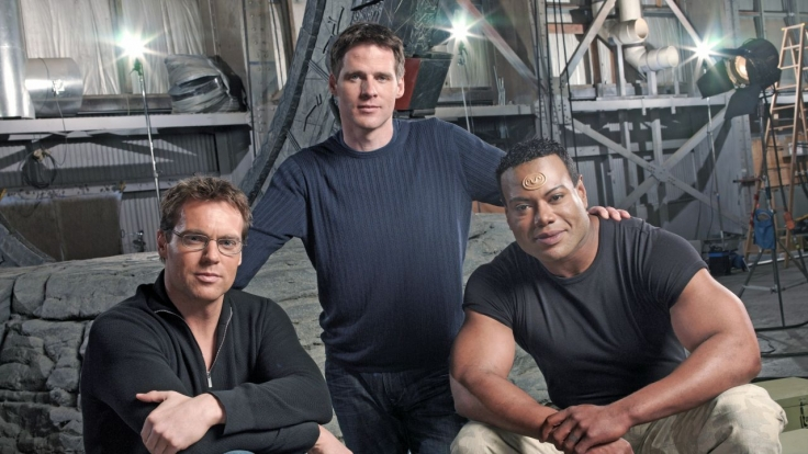 Stargate bei Tele 5 (Foto)