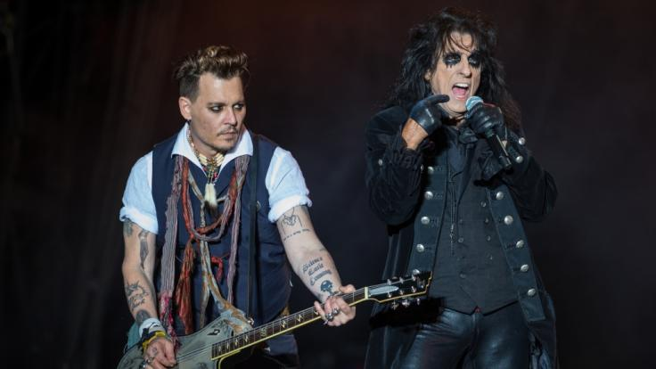 Freunde machen sich große Sorgen um Johnny Depp!
