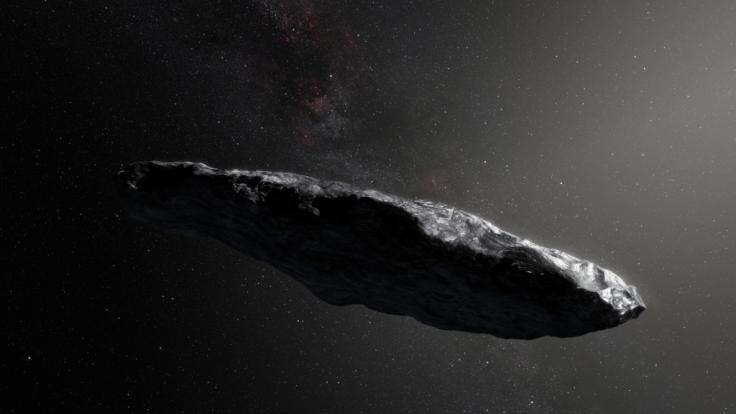 Der Asteroid begeistert die Wissenschaftler seit seiner Entdeckung.