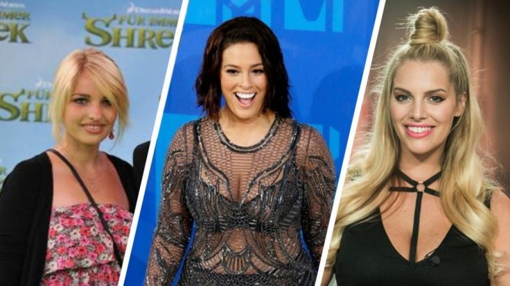 Sarina Nowak, Ashley Graham und Angelina Kirsch - Diese Curvey Models zeigen, was sie haben.