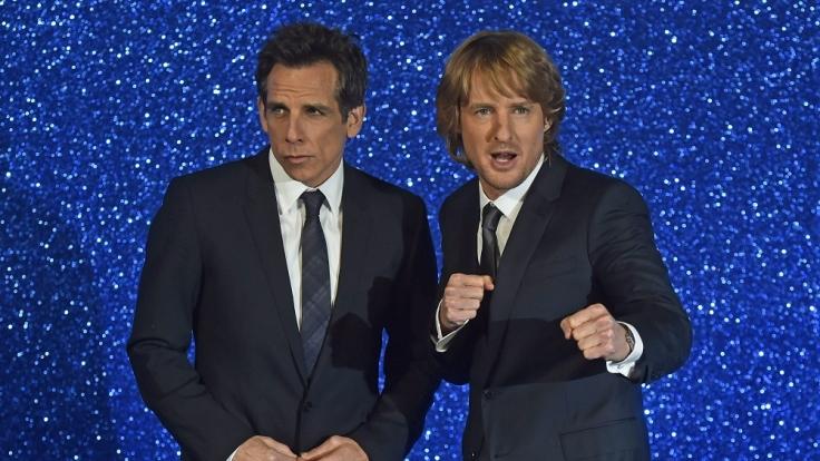 Im Interview offenbarte Ben Stiller (links), welchen Wunschpromi er gern in einer Sexszene gehabt hätte. (Foto)