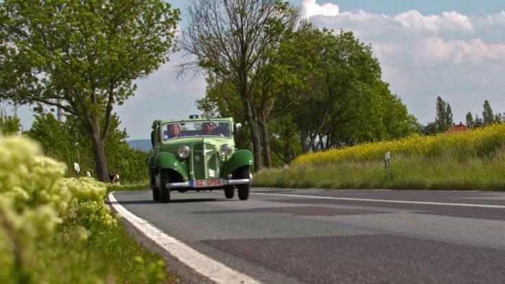 Die B96 - Legendäre Fernstraße bei MDR (Foto)