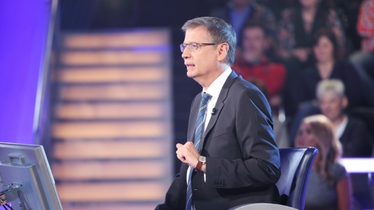 Günther Jauch pflegt ein ganz besonderes Verhältnis zu seinen WWM-Kandidaten.