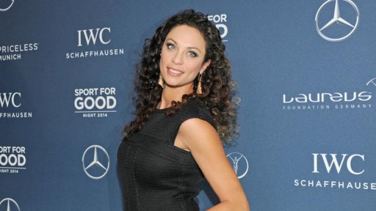 Bei öffentlichen Auftritten gibt sich Boris Beckers Ehefrau Lilly Becker gern ladylike.