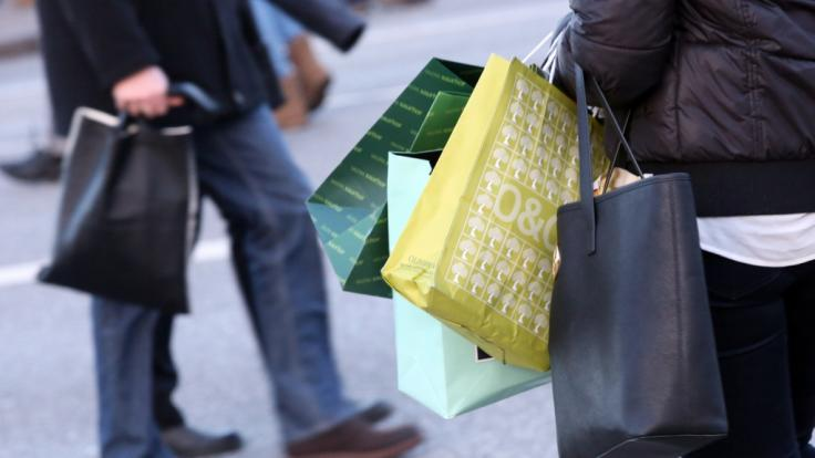 In diesen Städten können Sie am Totensonntag shoppen.