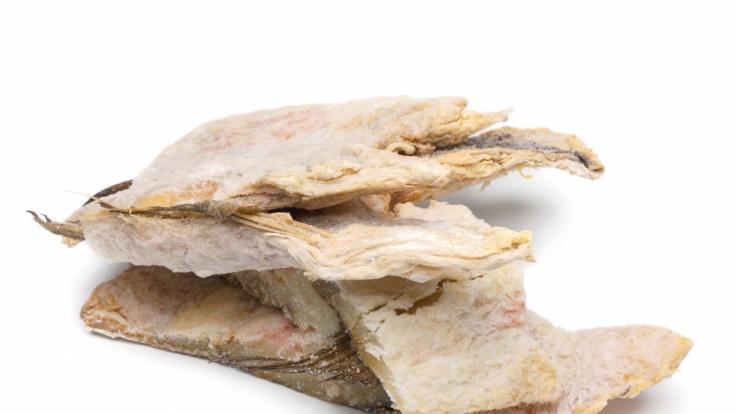 Das niedersächsische Verbraucherschutzministerium warnt vor dem Verzehr von Trockenfisch.