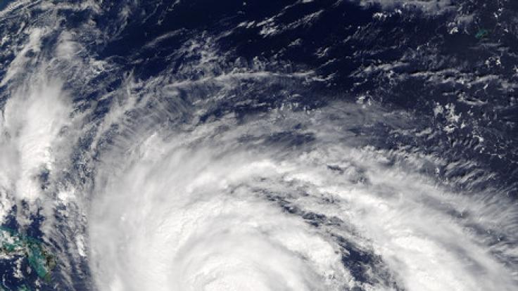 Bekommt Deutschland die Auswirkungen von Tropensturm